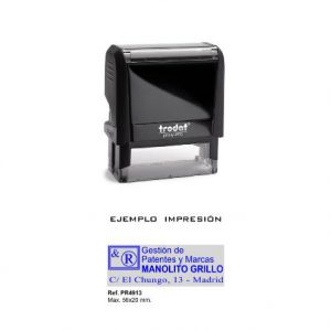 Sello de goma Automático Trodat 4913