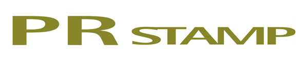Logo PR Stamp páginas interiores